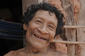 Awa Man who spent 10 decades wandering the rainforest after his family was taken from him