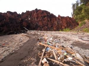 AnthroNews-Holmberg-Krakatau-DSC00530-plastics-and-new-lava-426x320