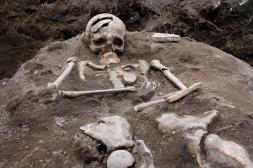 Vampire-grave